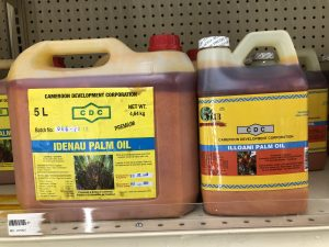 CDC Palm Oil
