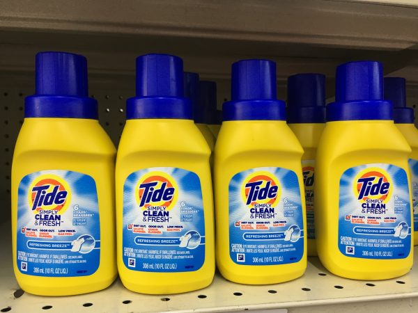 Laundry Soap - Tide Simply Clean and Fresh