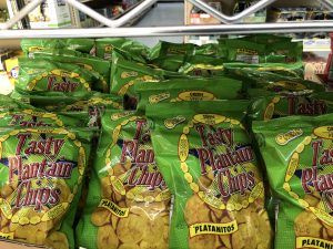 Osems Tasty Green Plantain Chips