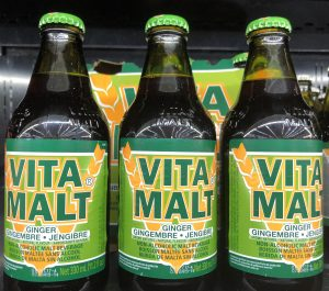 Vita Malt Alcohol Free Ginger Malt