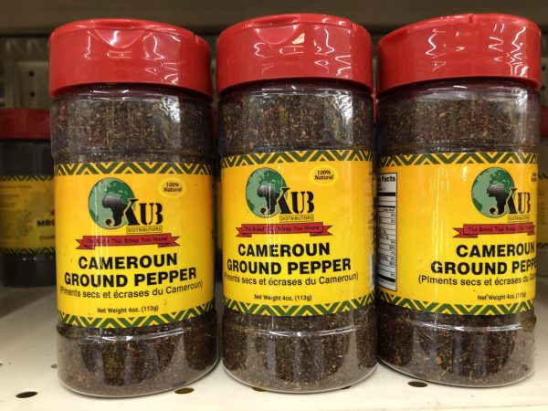 Cameroon Ground Pepper