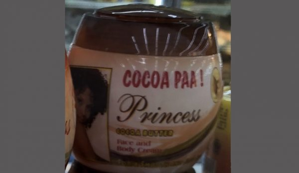 Cocoa Paa - Princess Cocoa Butter (Face and Body Cream)