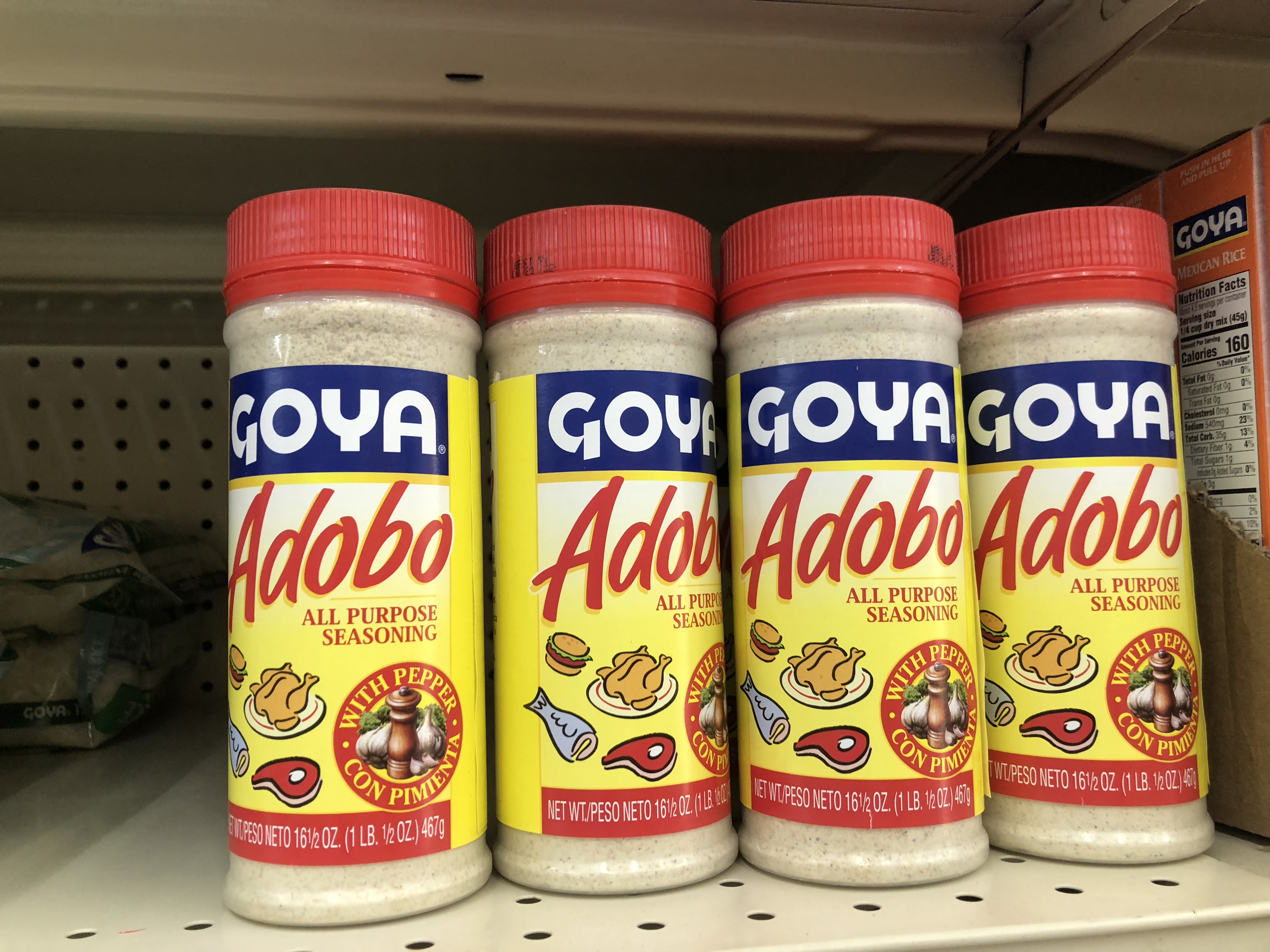 Goya Adobo All Purpose Seasoning