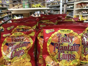 Osems Tasty Sweet n Spicy Plantain Chips