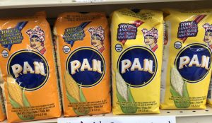 P.A.N Pre-cooked White Corn Meal